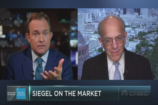 Jeremy Siegel talks stocks, the Fed, and more