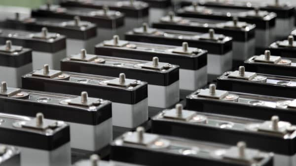 Lithium-ion battery cells