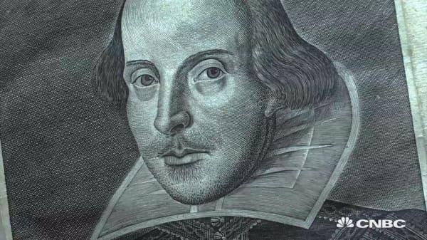 Rare Shakespeare folios for sale