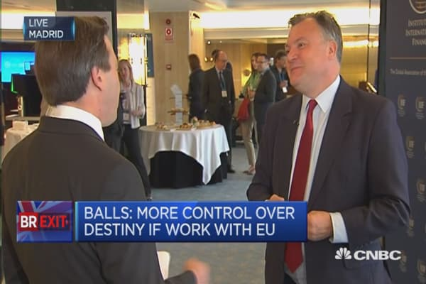Big rise seen in Labour party's members: Balls