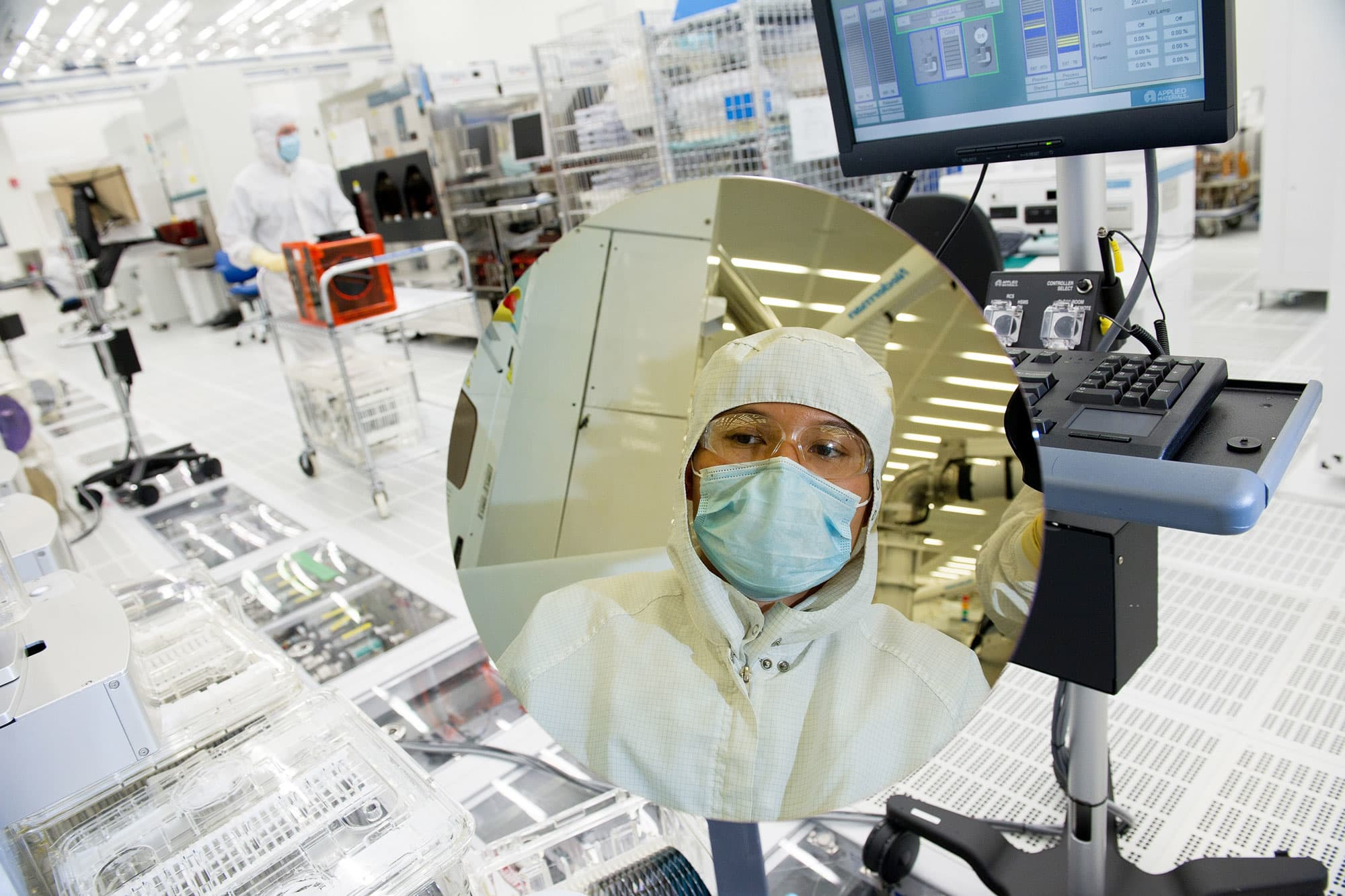 Applied Materials Weak Forecast Fans Concerns Over The End Of The