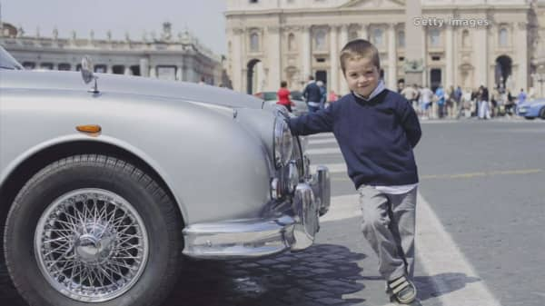 Wealthy children may not be the best leaders