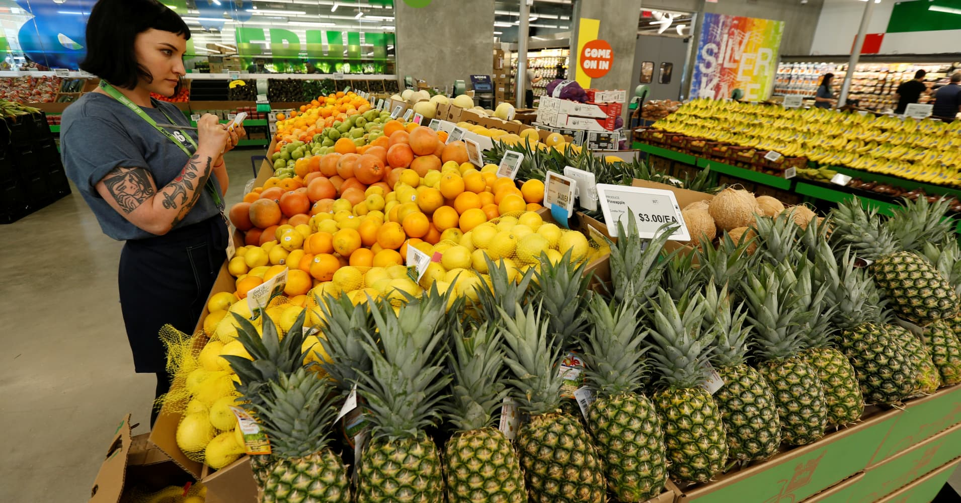 Ananas Credit the best cash back credit card for grocery shopping
