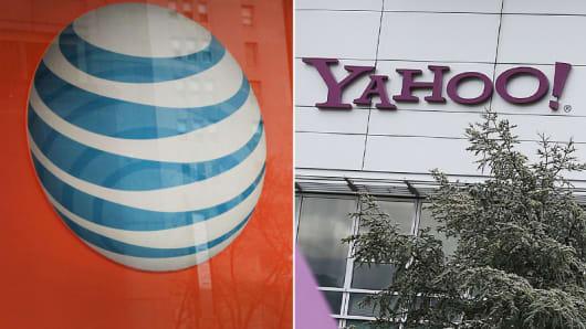 AT&T and Yahoo