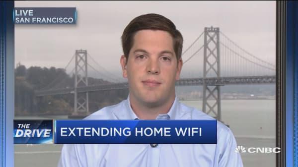 Extending home wifi