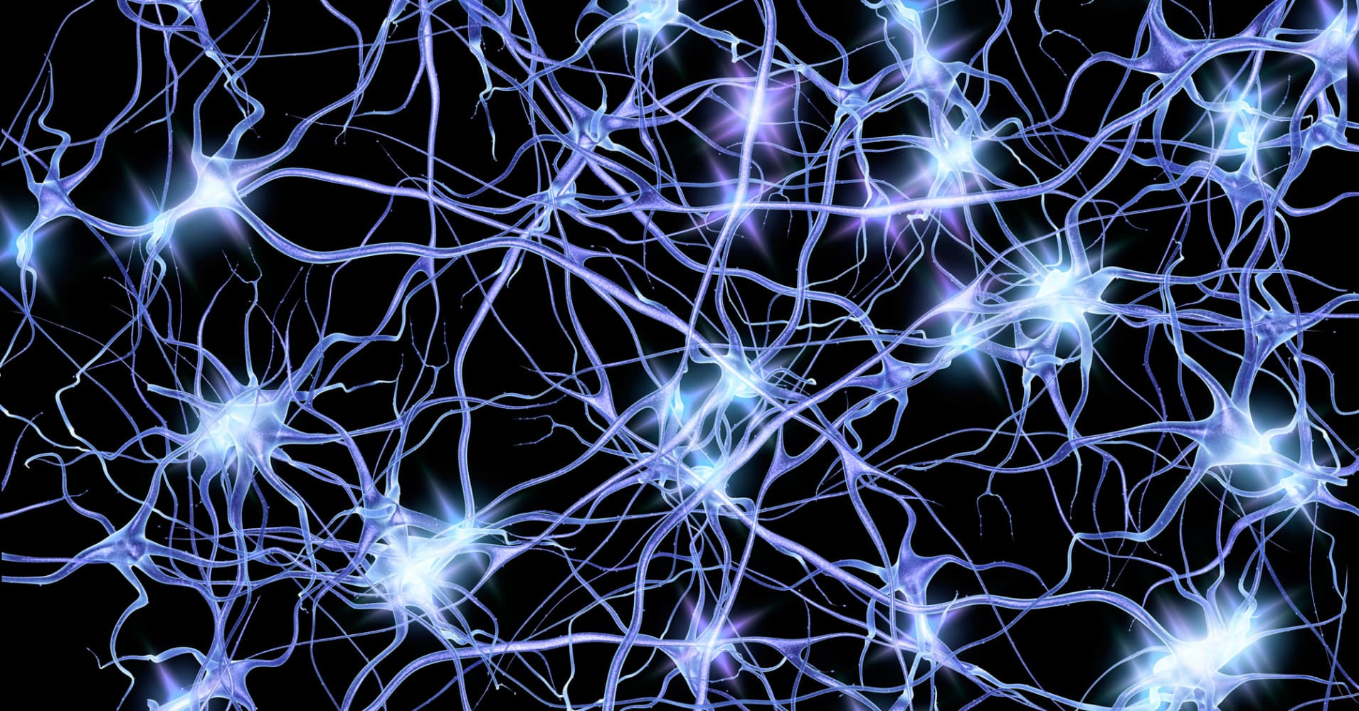 Treating psychiatric disorders through neuron stimulation