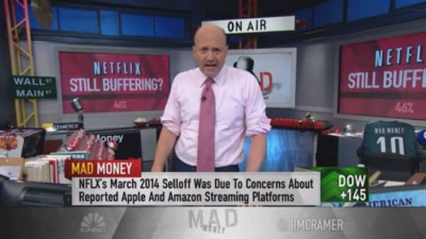 Cramer: The potent bull case for Netflix