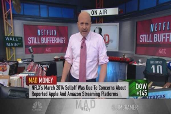 Cramer: The potent bull case for Netflix