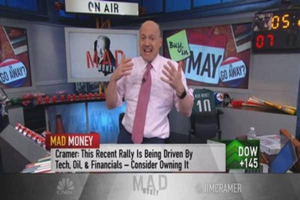Cramer: Time to buy the most hated sectors imaginable