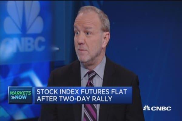 'Artificial' rates keeps investors in equities: Jim Paulsen