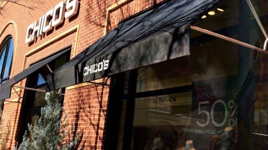 Chico's retail store