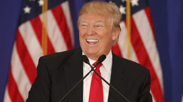 Republican U.S. presidential candidate Donald Trump.