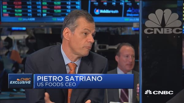 US Foods CEO on IPO