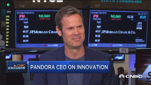 Pandora CEO: How we make our business great