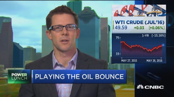 More oil upside ahead: Pro
