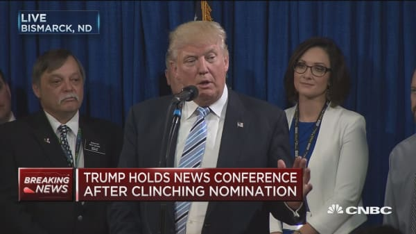 Trump: I want to be energy independent
