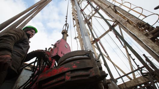 Oil Rig, Operator