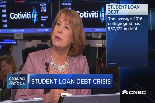 A solution to lower student debt: Sheila Bair