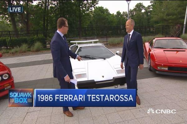80's auto flashback