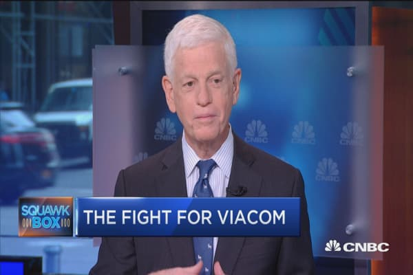 Fight for Viacom: Gabelli