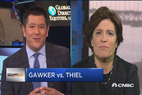 Swisher: Most of Silicon Valley is too nice the tech sector