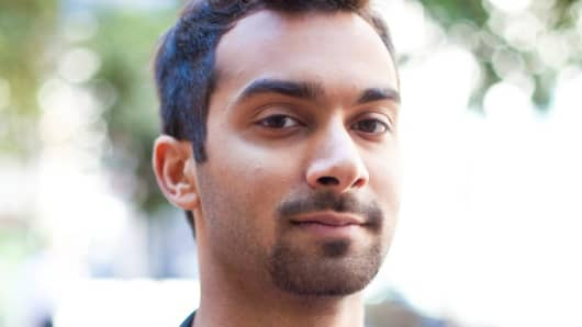 Apoorva Mehta, founder and CEO of Instacart