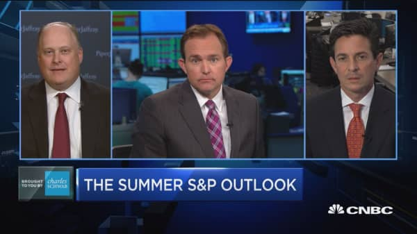 Trading Nation: The summer S&P outlook