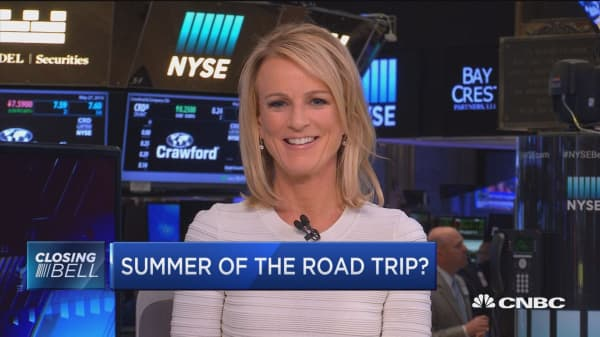 The summer of car travel