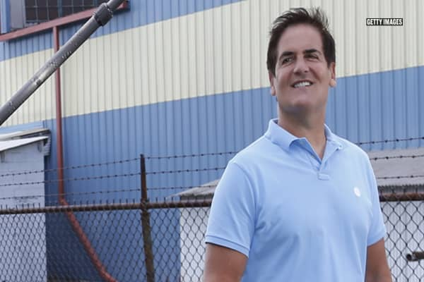 Mark Cuban's new hints about wanting the Vice Presidential spot?