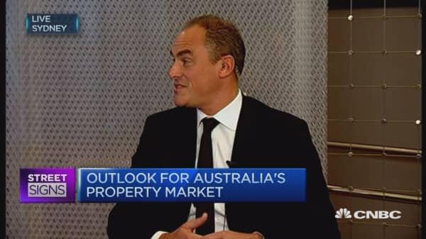 Outlook for Australia's property market