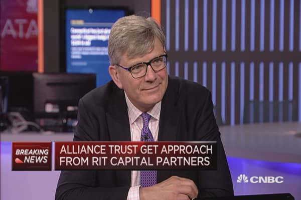 There's an ongoing process of consolidation: Fund manager