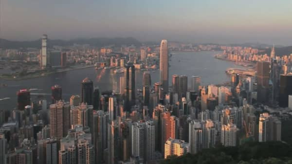 Hong Kong now world's most competitive economy