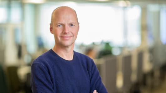Sebastian Thrun, co-founder of Udacity