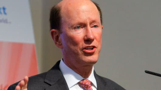 John Brock, CEO, Coca-Cola European Partners