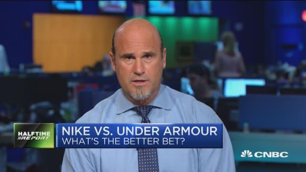 Nike vs. Under Armour