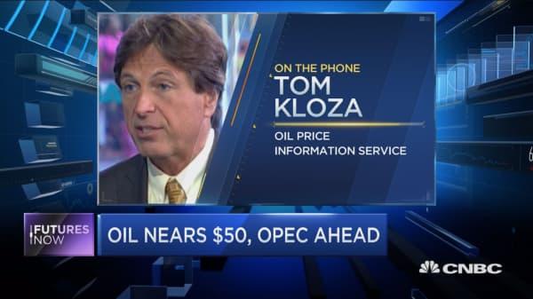 Kloza: OPEC meeting is meaningless