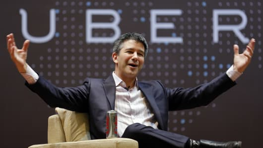 Leasing A Car Through Uber >> Uber wants to disrupt the car loan and leasing industry