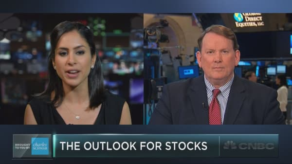 Will a 'bull market correction' give way to a big rally?