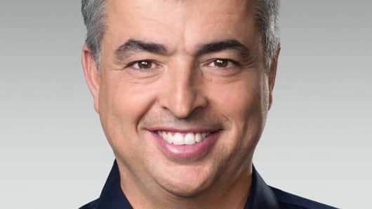 Eddy Cue, Apple's senior vice president of Internet Software and Services