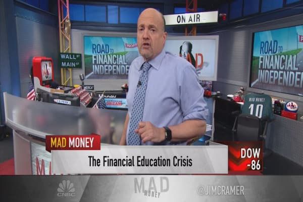 Cramer: Best way to get your child excited about investing