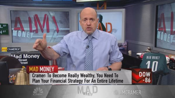 Cramer: The magic of compounding—how to double your $ in 7 years