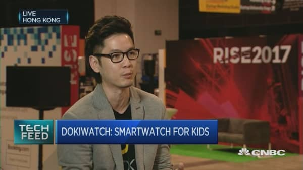 targeting children with smartwatches