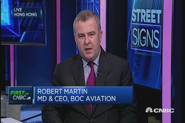 First on CNBC: BOC Aviation