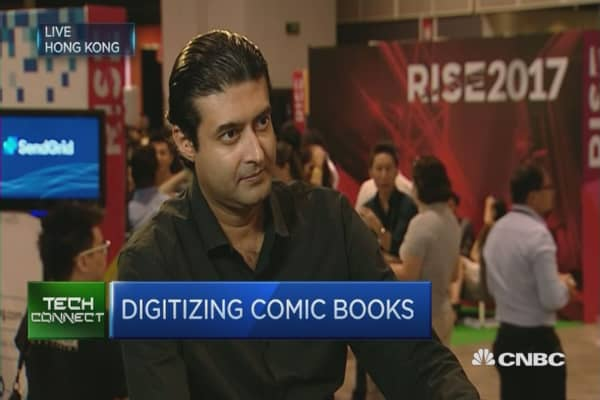 Is this India's answer to Marvel?
