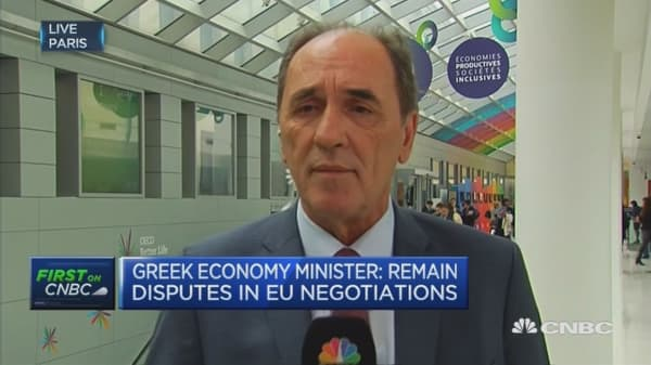 Better roadmap agreed for Greece: Econ Min
