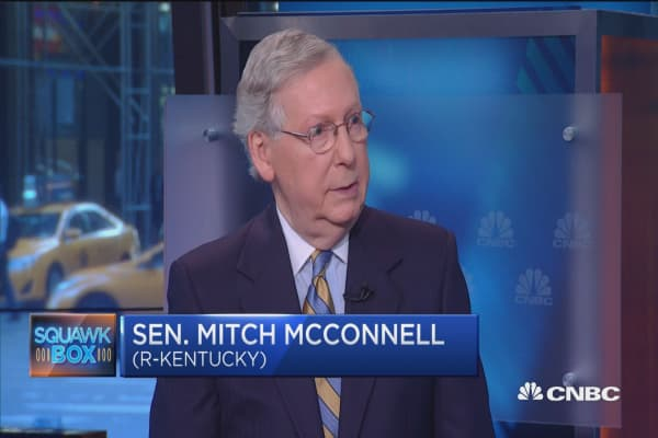 What America needs: McConnell