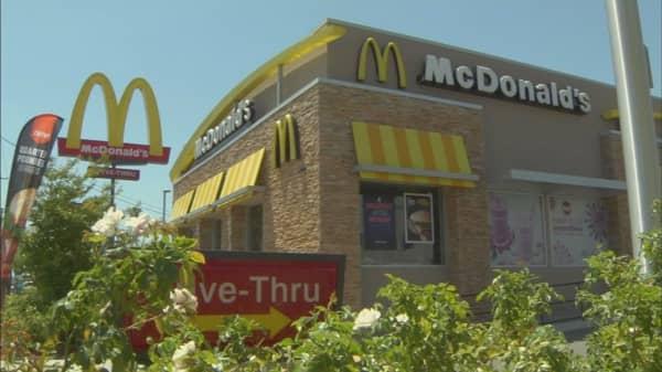 Blind man sues McDonald's after denied drive-thru service