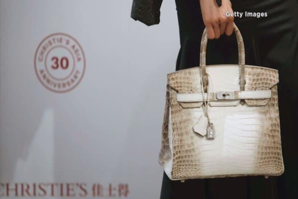 Birkin bag fetches more than $300K