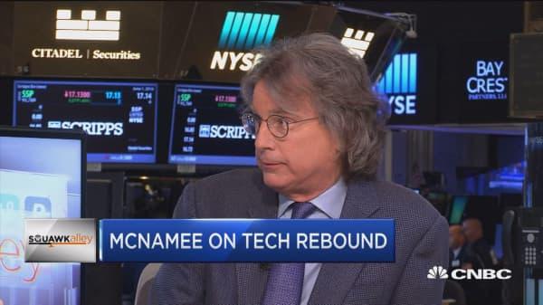 Reflecting on tech turnaround