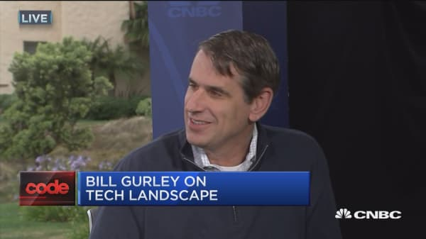 Gurley: There's going to be a culling in Silicon Valley